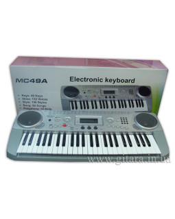 Детский синтезатор Medeli MC49A