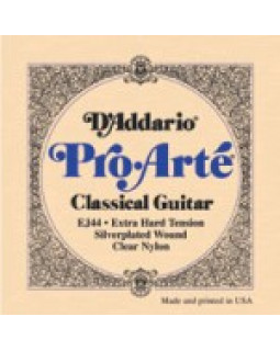 Струны для классической гитары Daddario EJ44