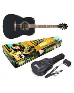 Гитарный набор IBANEZ V105SJP BLACK