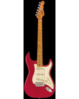 Электрогитара G&L LEGACY Clear Red (USA)