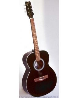 Акустическая гитара RENOME RJ-50-bk