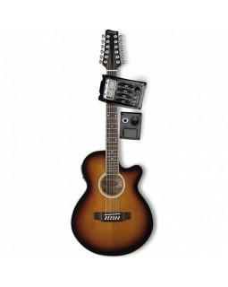 Гитара двенадцатиструнная STAGG SW206CETU/12 VS