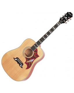 Гитара акустическая EPIPHONE DOVE NT CH