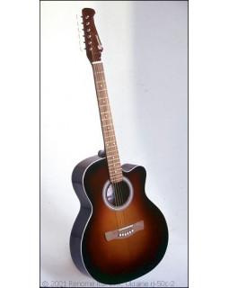 Гитара акустическая RENOME RJ-50C-sb