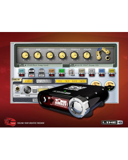 LINE6 Gearbox Plug-in Silver