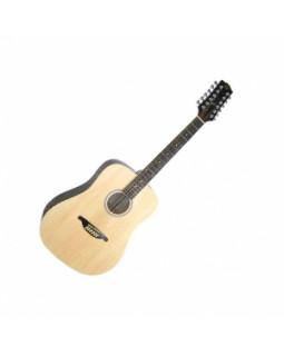 12-ти струнная гитара SX DG25/12/BKS