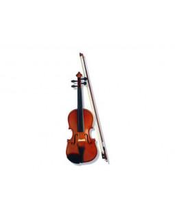 Скрипка Maxtone TV4/4 P (+смычок +кейс)