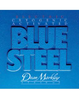 Струны для электрогитары DEAN MARKLEY Bluesteel Electric MED