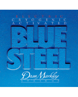 Струны для электрогитары DEAN MARKLEY Bluesteel Electric DT