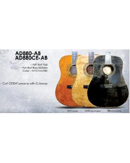 Гитара акустическая CORT AD880-AB NAT