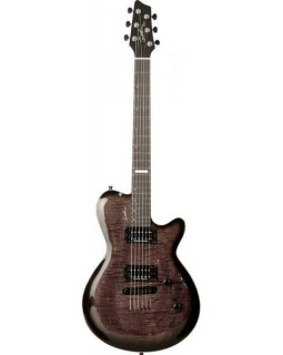 GODIN SD Trans Black Flame MN
