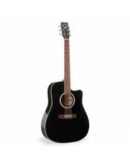 Акустическая гитара CW Cedar Black QI ART&LUTHERIE 023684