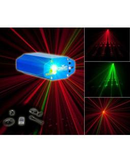 Лазер CHAUVET MINLASERSTAR