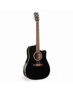 Акустическая гитара CW Cedar Black ART&LUTHERIE 014385.