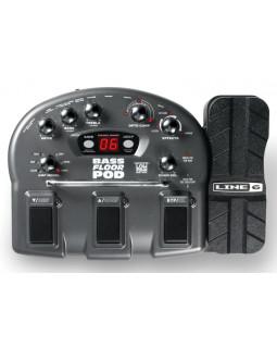 Бас-гитарный процессор LINE6 Bass FLOORPOD