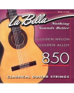 Струны для классической гитары LA BELLA 850-HTC Concert