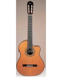 Классическая гитара Manuel Rodriguez B CUTOWAY CEDRO