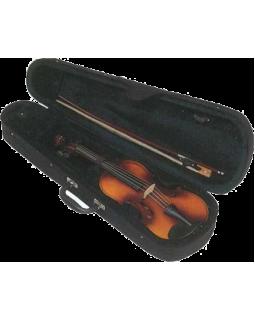 Скрипка Maxtone TV1/4P (+смычок +кейс)