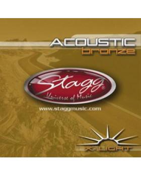 Струны для акустической гитары Stagg AC-1048-BR