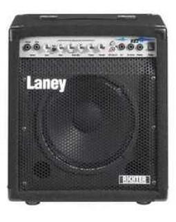 Басовый комбо Laney RB2