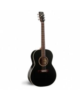 Акустическая гитара Folk Cedar Black ART&LUTHERIE 032969