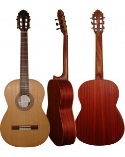 Классическая гитара Manuel Rodriguez C-1 MATE PALO ROJO FCS