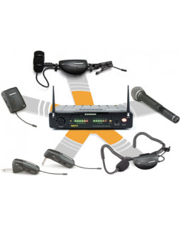 Радиосистема SAMSON SW7AVSCV10