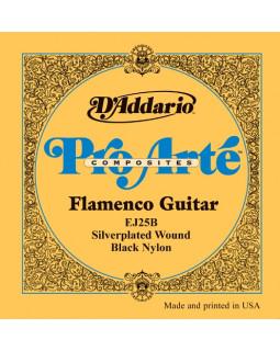 Струны для классической гитары Daddario EJ25B