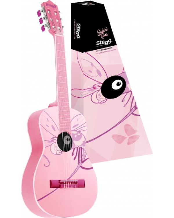 Гитара детская 1/4 Stagg C505 DRAGONFLY
