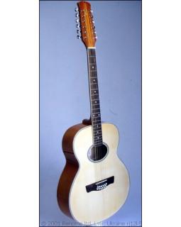 Гитара 12-ти струнная RENOME RGL12-nat