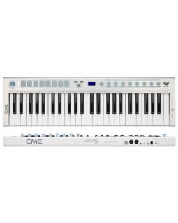 MIDI-клавиатура CME Ukey white
