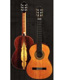 Классическая гитара Manuel Rodriguez NORMAN JR CEDRO