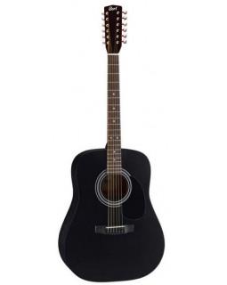 12-ти струнная гитара CORT AD810-12 BKS