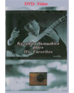 KAZAHITO YAMASHITA plays His Favorites