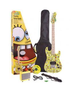 Электрогитара в наборе SpongeBob SBE78OFT