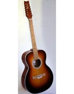 Гитара 12-ти струнная RENOME RJ-12