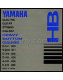 Струны для электрогитары YAMAHA GSA50H