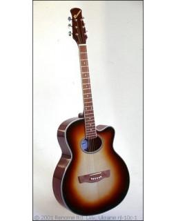 Гитара акустическая RENOME RJL-10C-redsb