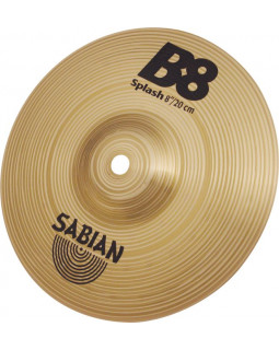 Тарелка для ударных SABIAN B8 Splash 8