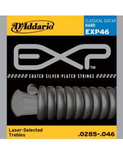 Струны для классической гитары Daddario EXP46
