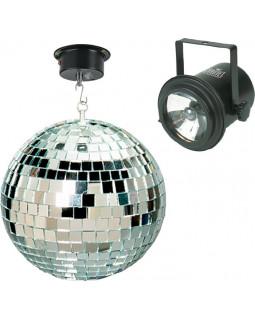 Зеркальный шар CHAUVET MBK2