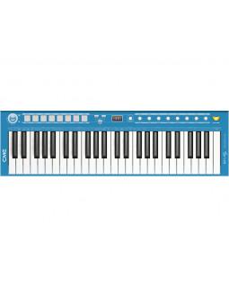 MIDI-клавиатура CME Ukey blue