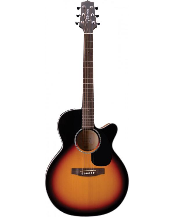 Гитара электроакустическая TAKAMINE EG450SMCSB VS
