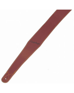 EPIPHONE ST300 Deluxe Leather Strap Brown Ремень для гитары