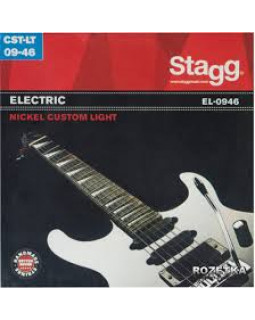 STAGG EL-0946 Струны для электрогитары