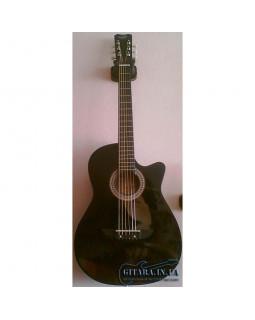 EUROFON GSW38С-BK Гитара акустическая