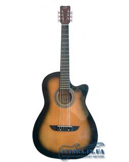EUROFON GSW38С-BS Гитара акустическая