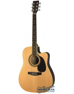 EUROFON GSW75N Гитара акустическая