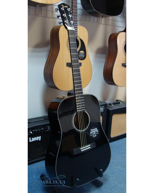 FENDER CD-60 V 3 BK Гитара акустическая