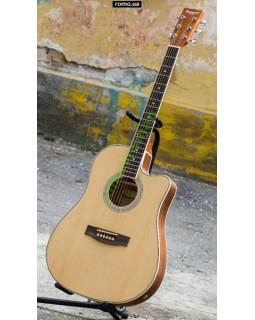 Электроакустическая гитара MAXWOOD MDT6603CEQ